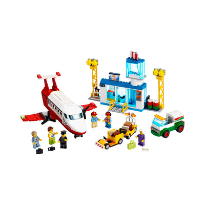 LEGO® City Central Airport