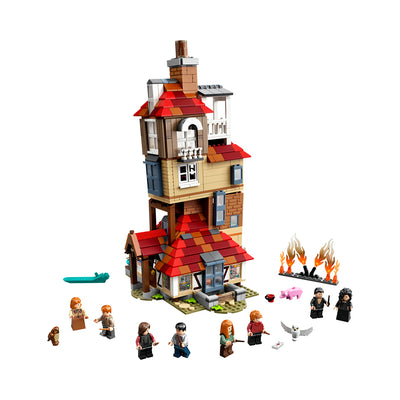 LEGO® Harry Potter™ Attack on the Burrow