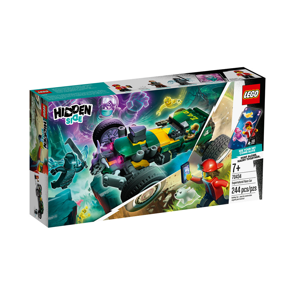 LEGO® Hidden Side™ Supernatural Race Car