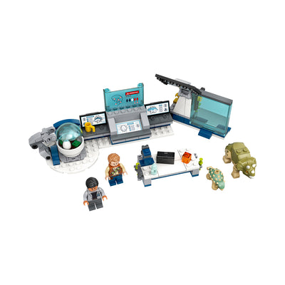 LEGO® Jurassic World™ Dr. Wu's Lab: Baby Dinosaurs Breakout