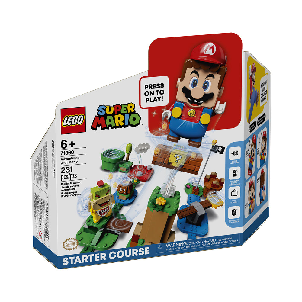 LEGO® Super Mario™ Adventures with Mario Starter Course