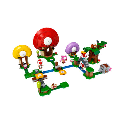 LEGO® Super Mario™ Toad's Treasure Hunt Expansion Set