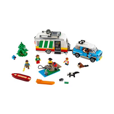 LEGO® Creator™ Caravan Family Holiday