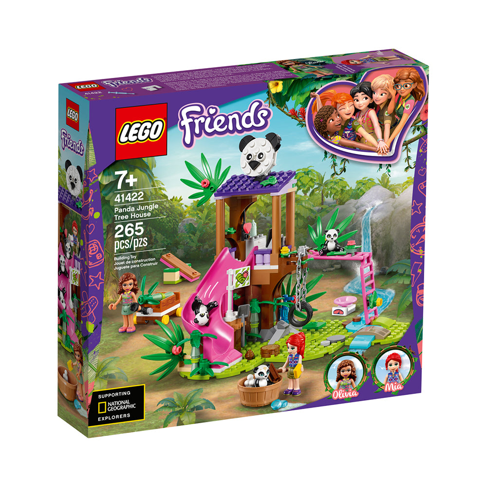LEGO® Friends™ Panda Jungle Tree House