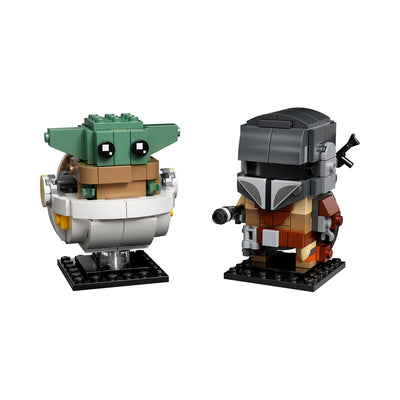 LEGO® Star Wars™ The Mandalorian™ & the Child