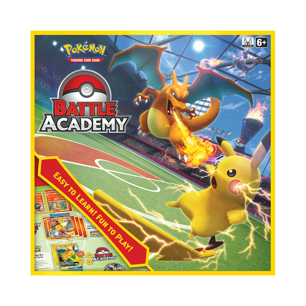 Pokémon TCG: Battle Academy