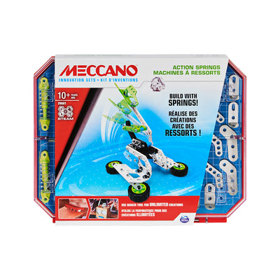 Meccano 4 Motorized Marvels Set