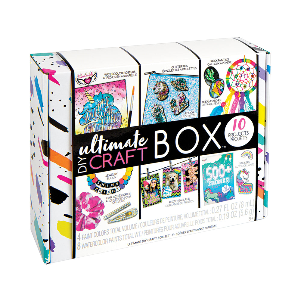 Fashion Angels Ultimate DIY Craft Box
