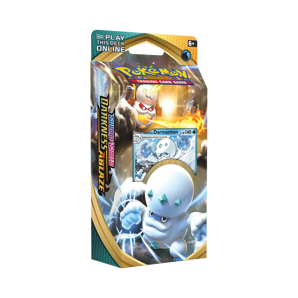 Pokémon TCG: Sword & Shield Darkness Ablaze Theme Decks