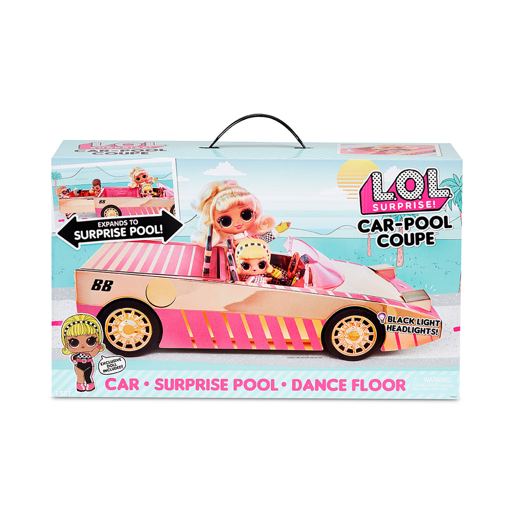 L.O.L. Surprise! Car-Pool Coupe