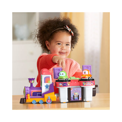 VTech® Go Go Cory Carson DJ Train Trax & the Roll Train™