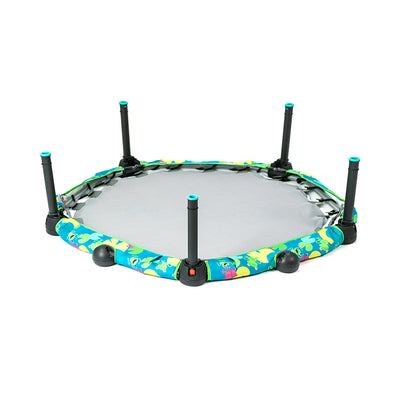 Froggy Foldable Trampoline with Playpen 100cm