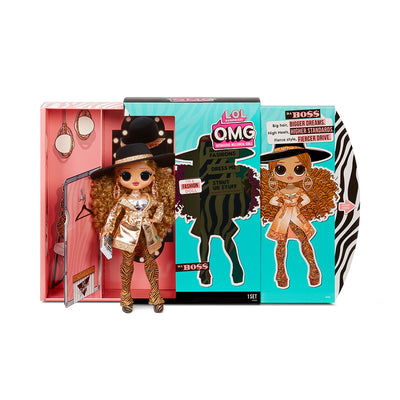 L.O.L. Surprise! O.M.G. Doll Series 3 - Da Boss