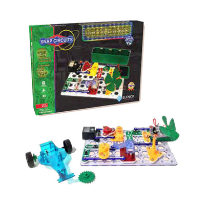 Snap Circuits Green Energy