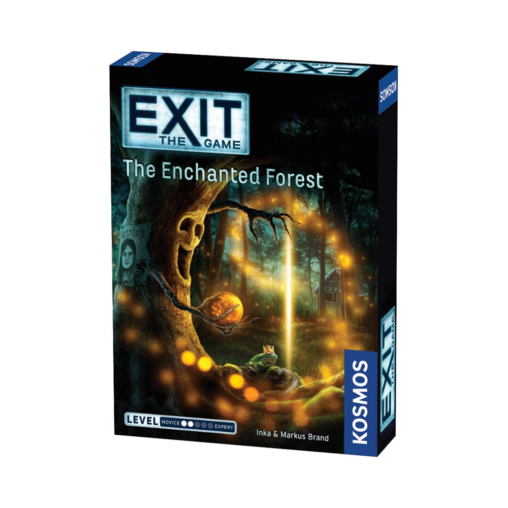 Kosmos Games EXIT: The Enchanted Forest