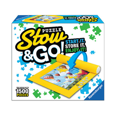 Ravensburger Puzzle Stow & Go!