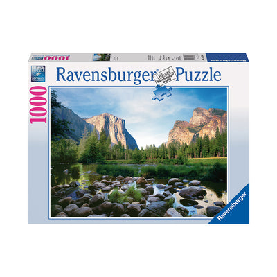 Ravensburger Yosemite Valley 1000pc Puzzle