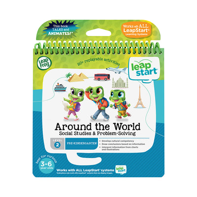 LeapFrog® LeapStart Level 2: Around the World