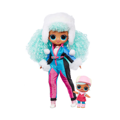 L.O.L. Surprise! O.M.G. Winter Chill - Icy Gurl  and Brrr B.B.