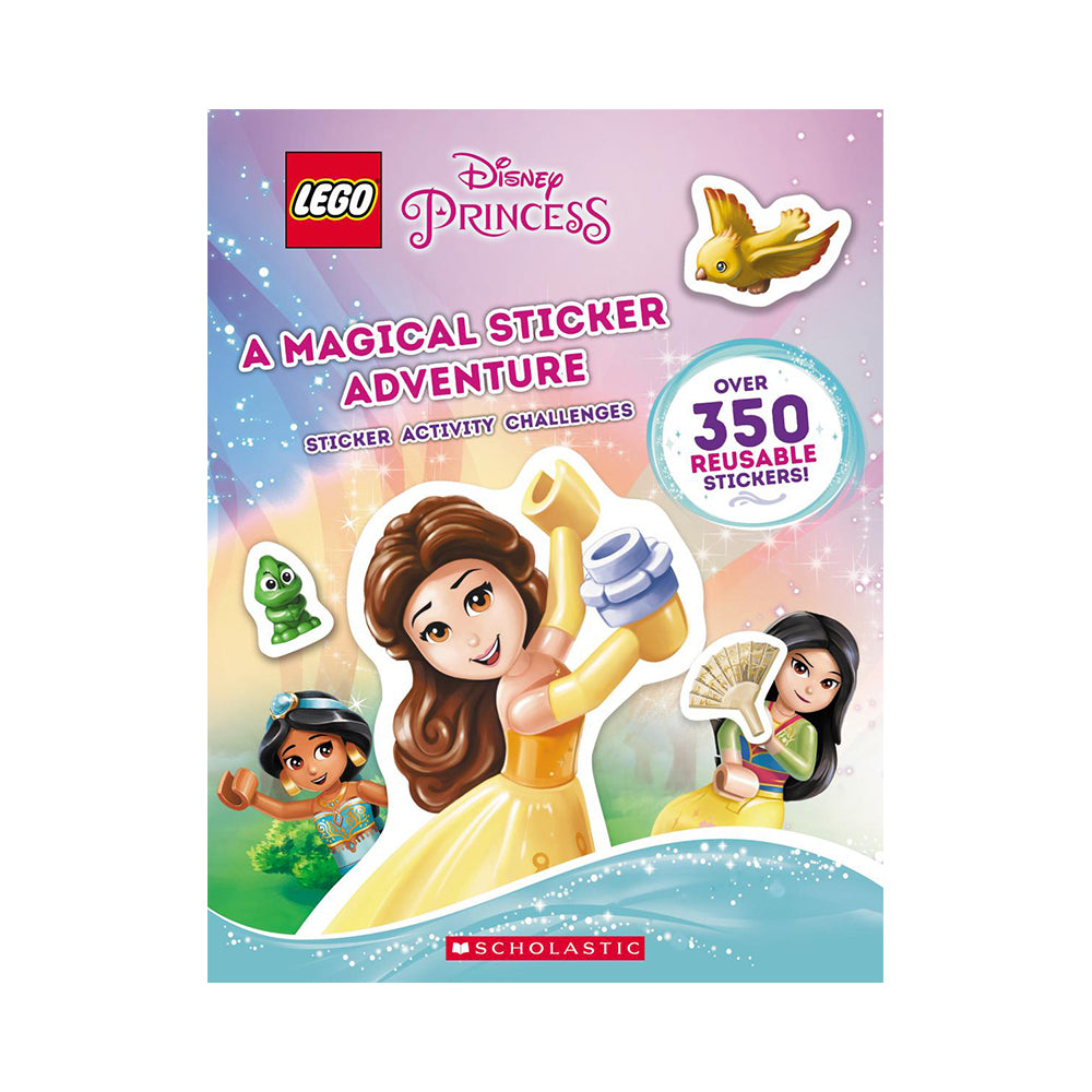 LEGO Disney Princess: A Magical Sticker Adventure