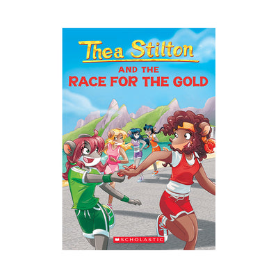 Thea Stilton #31: Race for the Gold