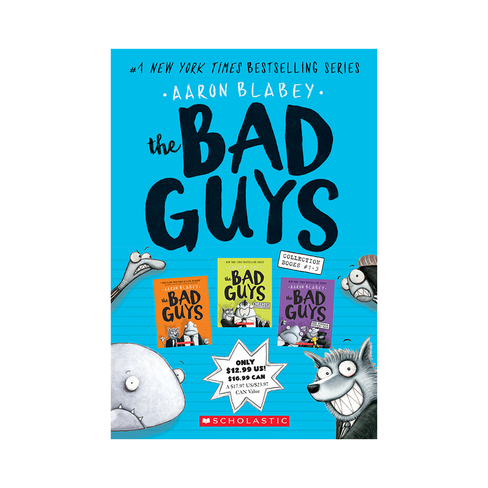 The Bad Guys Collection