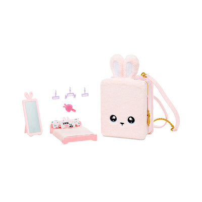 Na! Na! Na! Surprise™ 3-in-1 Backpack Bedroom Playset - Pink