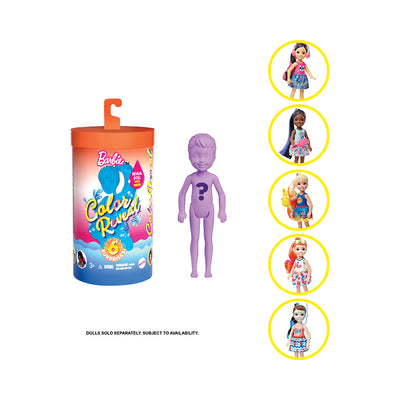 Barbie® Colour Reveal Sunny N' Cool Series - Chelsea Doll