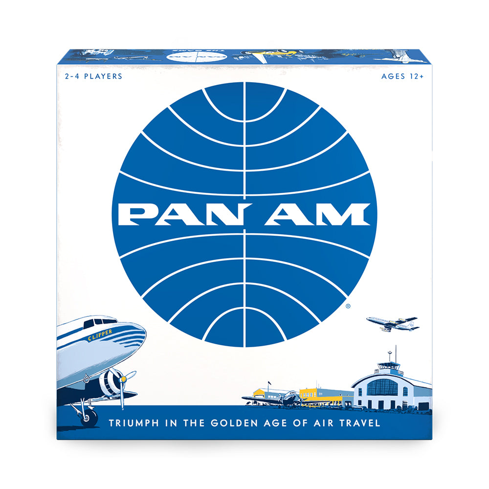 Pan Am Strategy Game