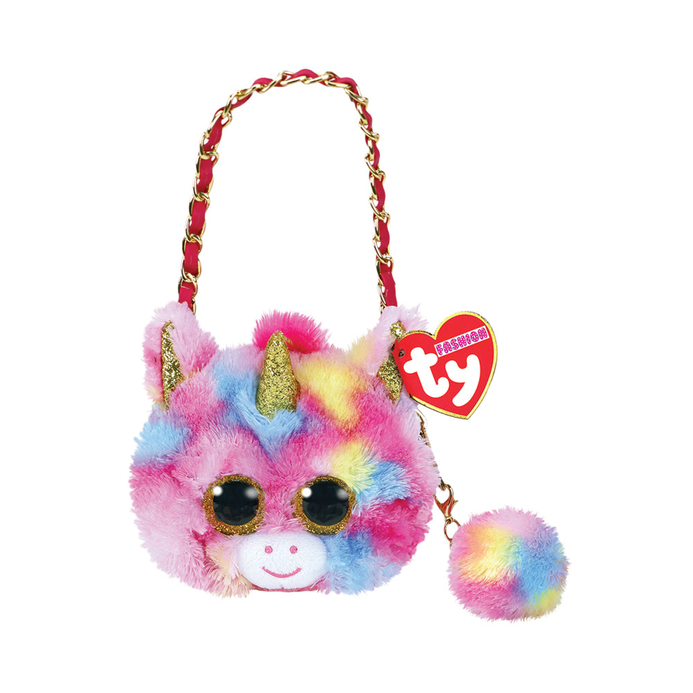 Ty Fashion Fantasia the Unicorn Mini Purse