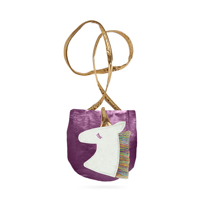 Great Pretenders Fancy Unicorn Petite Purse