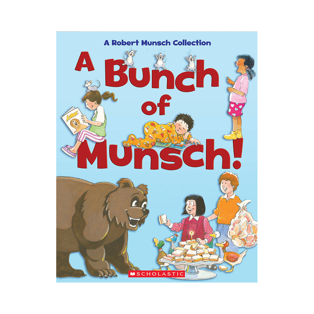 A Bunch of Munsch!