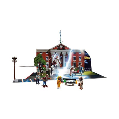 Playmobil Advent Calendar - Back to the Future
