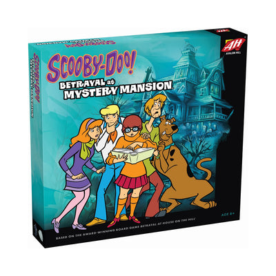 Scooby Doo- Betrayal at Mystery Mansion