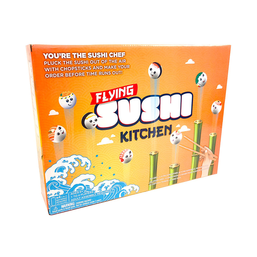 Flying Sushi Kitchen