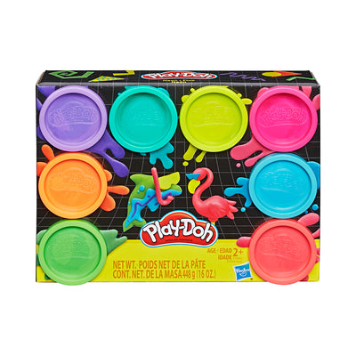 Play-Doh 8-Pack Colour Assorted