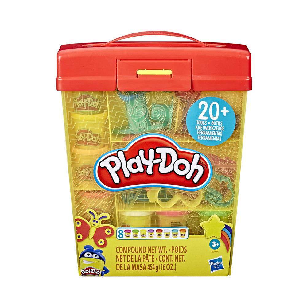 Play-Doh Large Tools 'N Storage Set