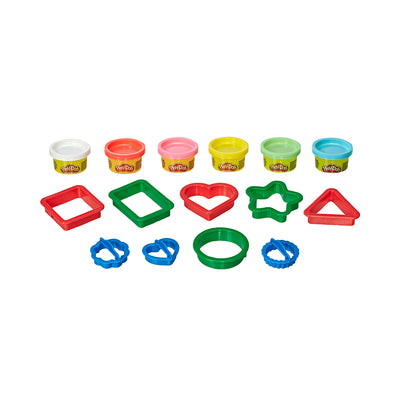 Play-Doh Fundamentals Shapes