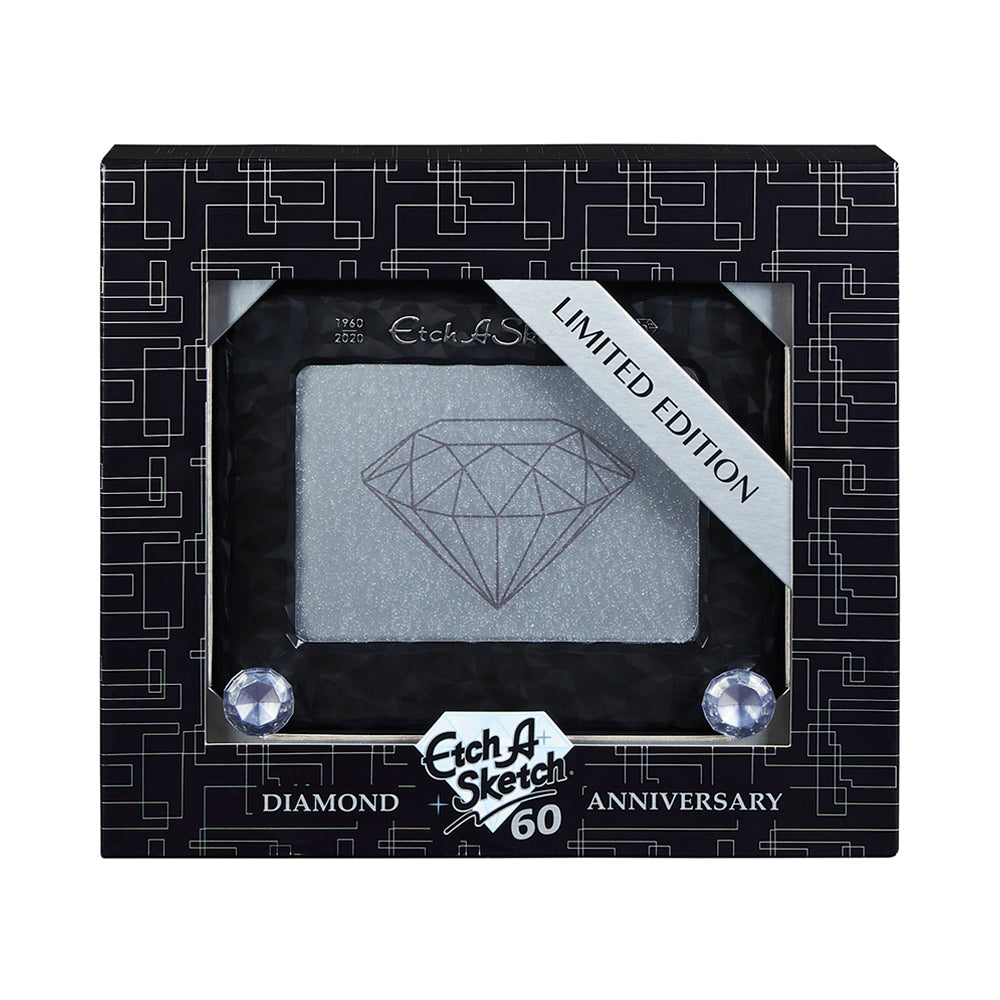 Etch-A-Sketch 60th Anniversary Diamond Edition