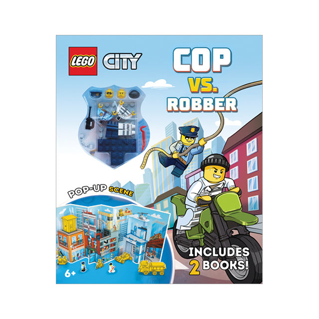 LEGO High-Speed Chase: Cop vs. Robber