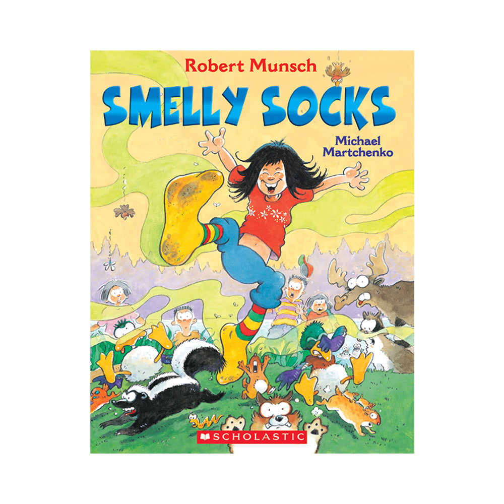 Smelly Socks Book