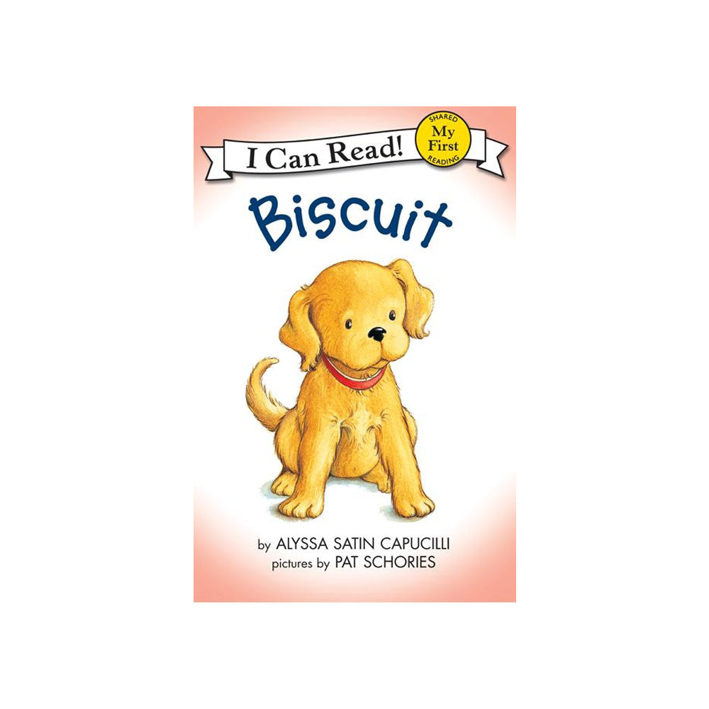 I Can Read! My First Shared Reading: Biscuit