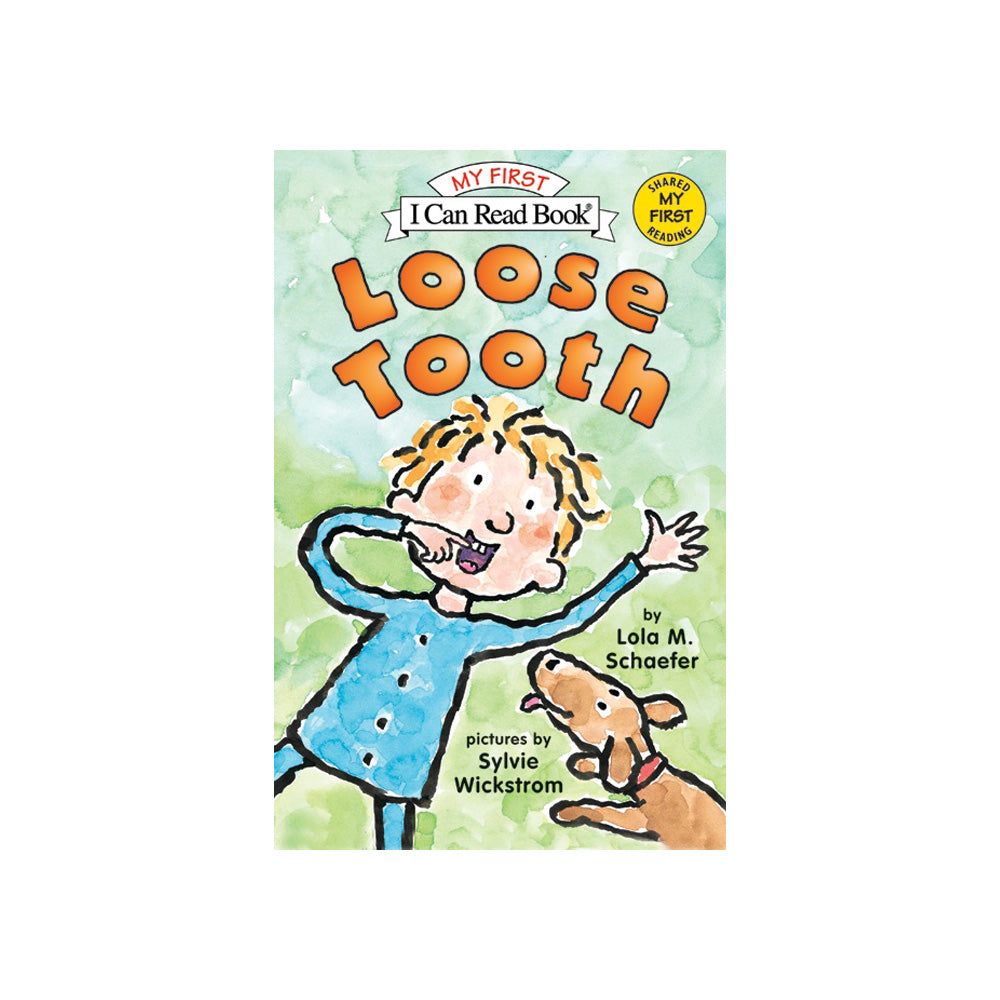 I Can Read! My First Shared Reading: Loose Tooth