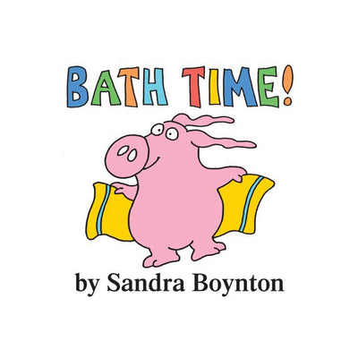 Bath Time Boynton Bath Book