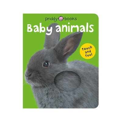 Baby Animals Touch and Feel