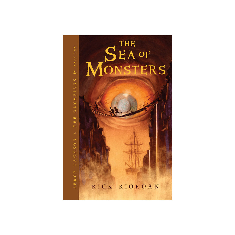 Percy Jackson and the Olympians #2: The Sea of Monsters