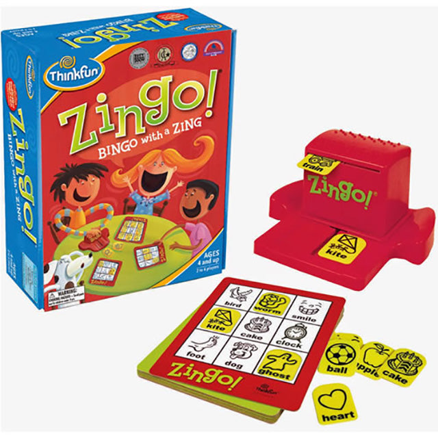 ThinkFun Zingo! Bingo Game