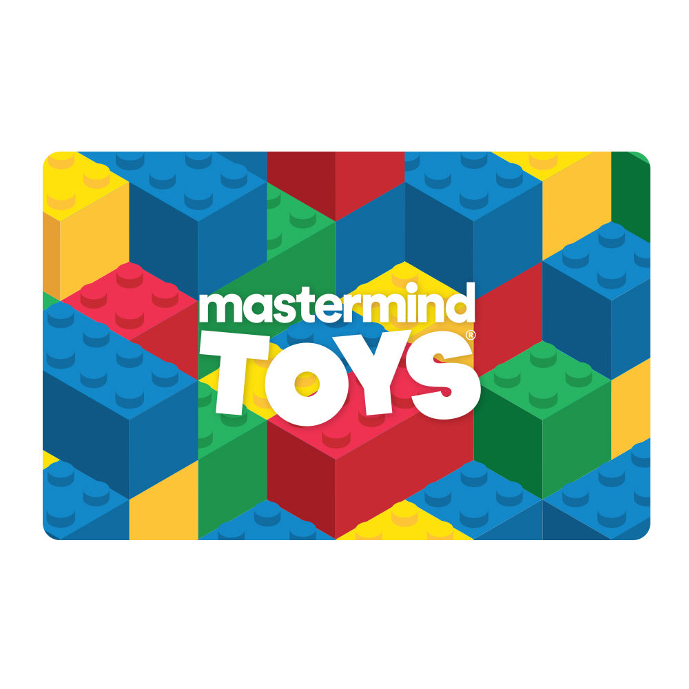 Digital Gift Card - Building Bricks