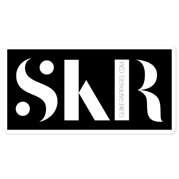 SKR Square Sticker