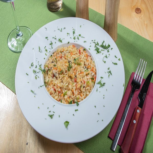 Risotto Verdure 300g